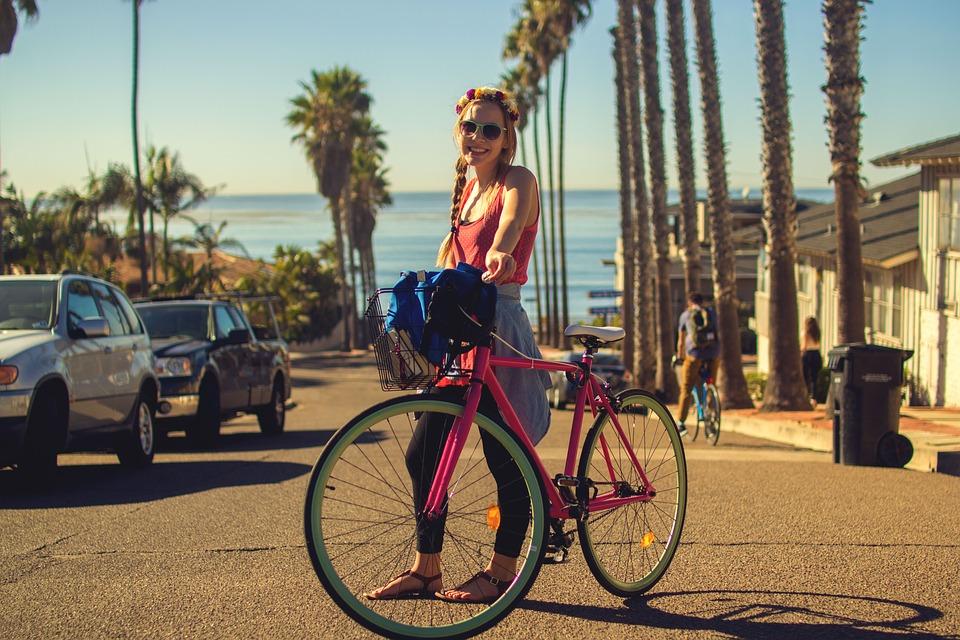rower miejski dla kobiet